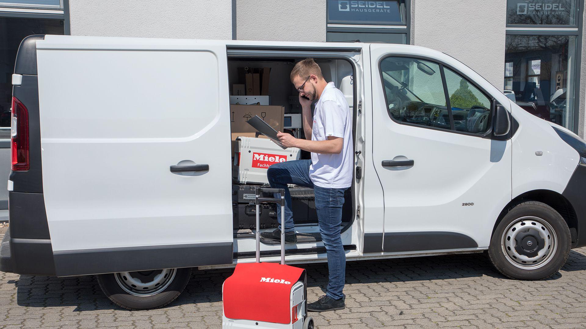 Seidel-Miele-Professional-Waeschereitechnik-Service-Reparatur-Wartung